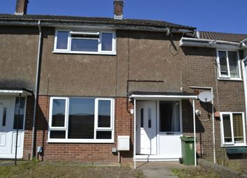 Thumbnail 2 bed terraced house for sale in Granston Square, Fairwater, Cwmbran