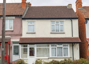 Thumbnail 3 bed end terrace house for sale in Gander Green Lane, Sutton