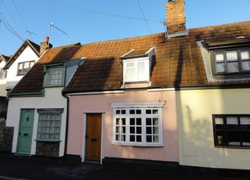 Thumbnail 2 bed cottage for sale in The Street, Pakenham, Bury St Edmunds