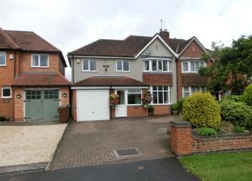 4 bed semi-detached house for sale in Station Road, Wythall, Birmingham B47