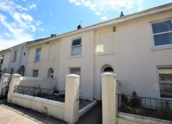 Thumbnail 5 bed terraced house for sale in North Road West, Stonehouse, Plymouth, Devon