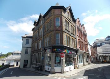 Thumbnail 1 bed flat to rent in Church Street, Launceston, Cornwall