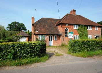 Thumbnail 3 bed semi-detached house for sale in Cedar Terrace, Thackhams Lane, Hartley Wintney, Hook