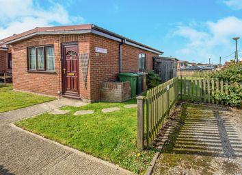 Thumbnail 2 bedroom semi-detached bungalow for sale in Ostend Road, Walcott, Norwich