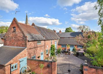 Thumbnail 4 bed barn conversion for sale in Main Street, Sutton Bonington, Loughborough