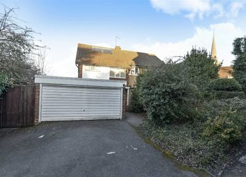 Thumbnail 4 bed property to rent in Steeple Close, London