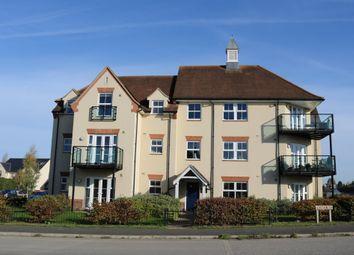 Thumbnail 2 bed flat for sale in Wirethorn Furlong, Haddenham, Aylesbury