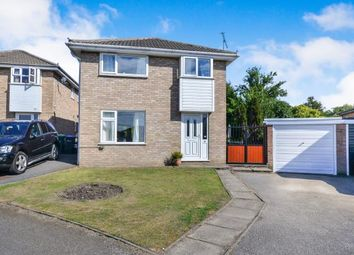 Thumbnail 4 bed detached house for sale in Windsor Road, Selston, Nottingham, Nottinghamshire