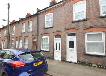 Thumbnail 2 bed terraced house to rent in New Town Street, Luton