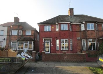 Thumbnail 3 bedroom semi-detached house to rent in Chalfont Avenue, Wembley