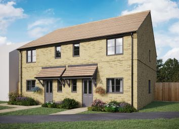 Thumbnail 3 bed semi-detached house for sale in Celsea Place, Cholsey, Wallingford