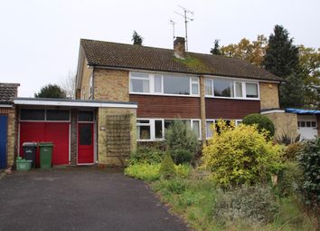 Thumbnail 3 bed semi-detached house to rent in The Crescent, Mortimer Common