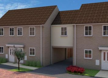 Thumbnail 3 bedroom semi-detached house for sale in Wittel Close, Windmill Street, Whittlesey, Cambridgeshire