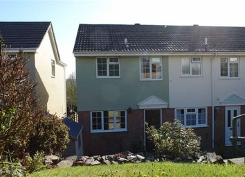 Thumbnail 2 bed end terrace house to rent in Quicks Walk, Great Torrington, Devon
