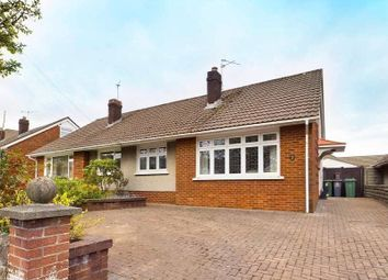 Thumbnail 3 bed semi-detached house for sale in Heol Nant Castan, Rhiwbina, Cardiff