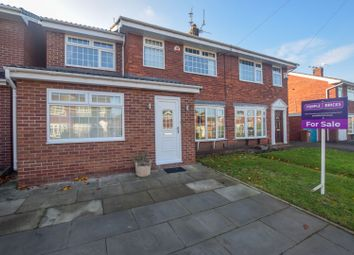 Thumbnail 4 bed semi-detached house for sale in Broadstone Drive, Spital