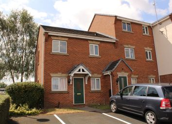 Thumbnail 1 bed flat for sale in Rugeley Close, Tipton