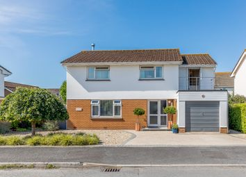 Thumbnail 4 bed detached house for sale in Orchard Road, Braunton, Devon