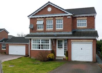 Thumbnail 4 bed detached house for sale in Strathnairn Court, Hairmyres, East Kilbride