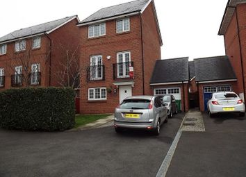 Thumbnail 4 bed detached house for sale in Monks Place, Warrington