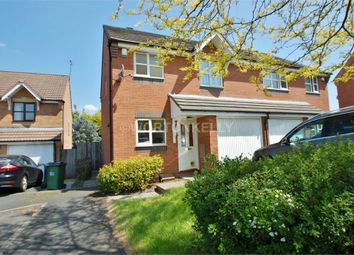 Thumbnail 3 bed semi-detached house to rent in Navigation Lane, West Bromwich, West Midlands
