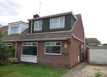 Thumbnail 3 bed semi-detached bungalow for sale in Carlton Lane, Aldbrough, Hull