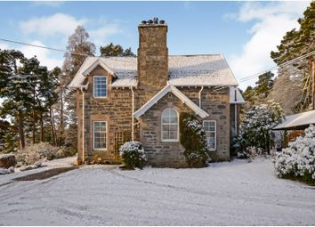 Thumbnail 4 bed detached house for sale in West Terrace, Kingussie