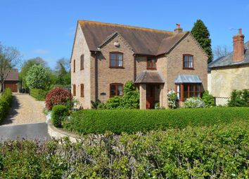 Thumbnail 3 bed detached house for sale in Sackmore Lane, Marnhull, Sturminster Newton