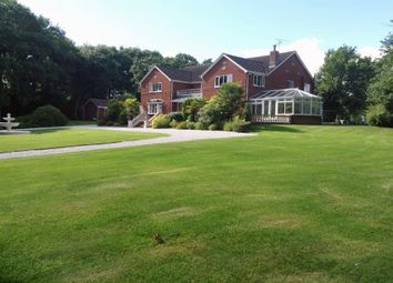 Thumbnail 5 bed detached house for sale in The Slough, Studley, Redditch