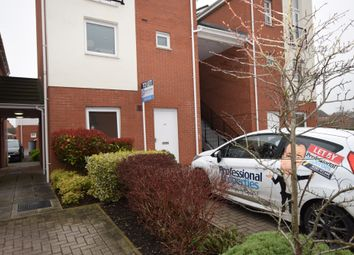Thumbnail 1 bed flat to rent in Humber Street, Hilton, Derbys.