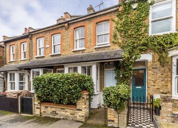 Thumbnail 2 bed terraced house to rent in Sunnyside Road, Teddington