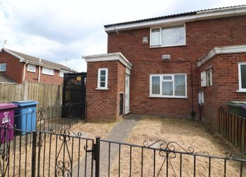 Thumbnail 1 bed flat to rent in Carden Close, Kirkdale, Liverpool