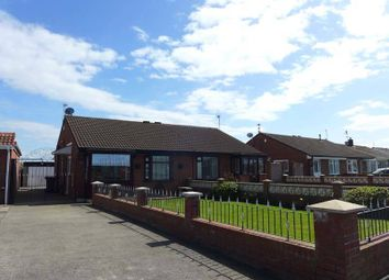 Thumbnail 2 bed semi-detached bungalow for sale in Duddon Avenue, Fleetwood