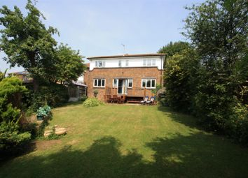 Thumbnail 5 bed detached house for sale in The Vale, Vange, Basildon