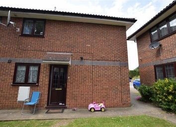 Thumbnail 1 bed semi-detached house for sale in Kingsley Court, Brentwood Road, Heath Park, Romford