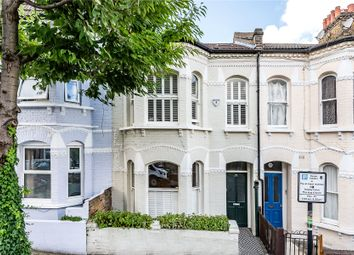 Thumbnail 4 bedroom terraced house for sale in Harbut Road, London