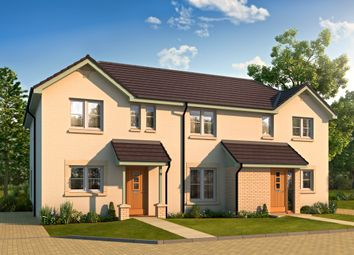 Thumbnail 3 bed semi-detached house for sale in Plots 27 & 50, Fairways View, Off Sandy Road, Irvine