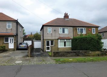 Thumbnail 3 bedroom semi-detached house for sale in Burniston Drive, Oakes, Huddersfield