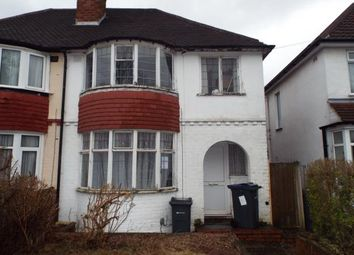 Thumbnail 3 bed semi-detached house for sale in Foden Road, Birmingham, West Midlands