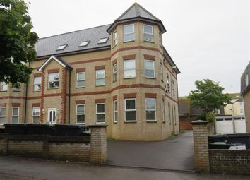 Thumbnail 3 bed flat to rent in Grosvenor Road, Weymouth