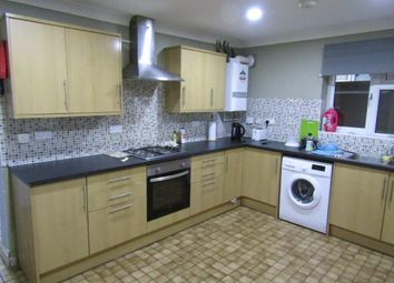 Thumbnail 6 bed terraced house to rent in Burlington Road, Southampton