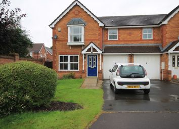 Thumbnail 3 bed semi-detached house to rent in Wentworth Drive, Euxton, Chorley