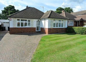 Thumbnail 3 bedroom bungalow for sale in Rowtown, Addlestone