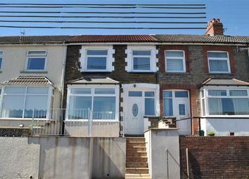 Thumbnail 3 bed terraced house for sale in Llancayo Street, Bargoed