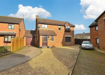 Thumbnail 5 bed detached house for sale in Wrenbury Road, Duston, Northampton