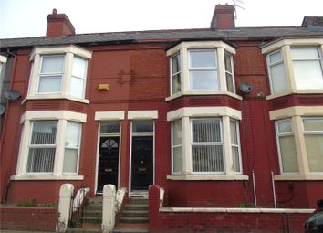 Thumbnail 4 bed terraced house to rent in Bedford Road, Walton, Liverpool, Merseyside