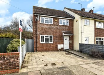 Thumbnail 3 bed end terrace house for sale in Great Central Avenue, South Ruislip, Middlesex