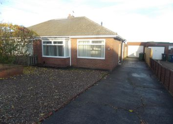 Thumbnail 2 bed bungalow to rent in Northbank Crescent, Ormesby, Middlesbrough