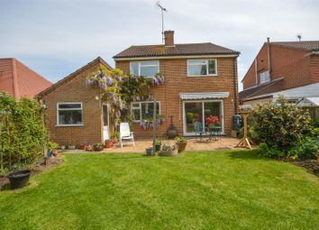 Thumbnail 4 bed detached house for sale in Moor Road, Calverton, Nottingham