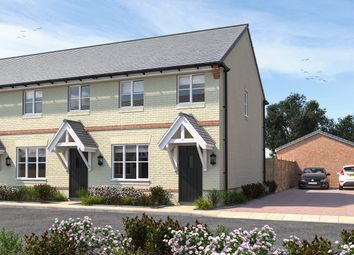 Thumbnail 3 bed end terrace house for sale in Peppermint End, Ampthill, Bedford